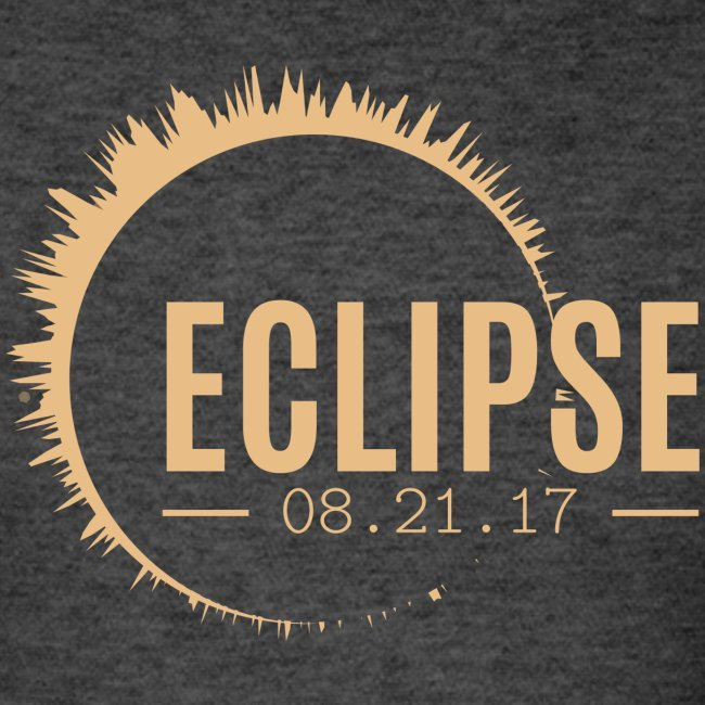 Eclipse 2017 - Mens Classic Tee