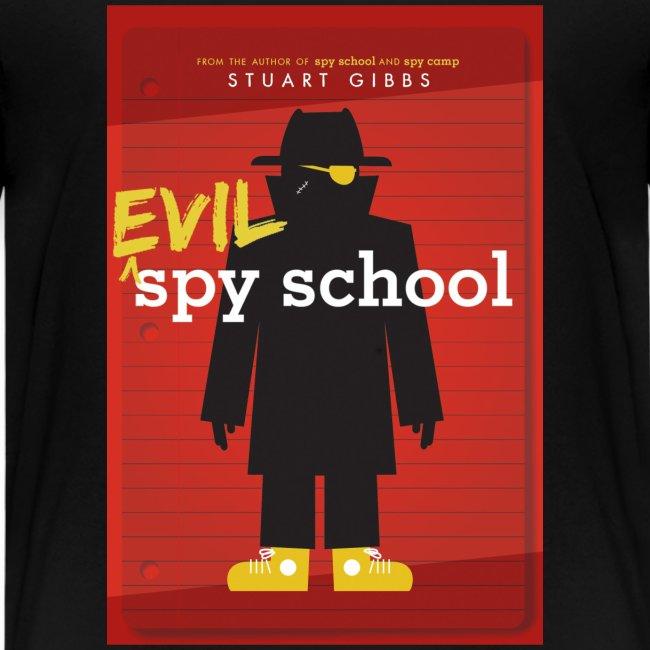 Evil Spy School - Kid's Size (M)