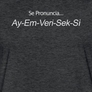 Se Pronuncia / I am Very Sexy  - Fitted Cotton/Poly T-Shirt by Next Level
