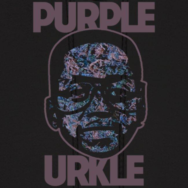 PURPLE URKLE HOODIE