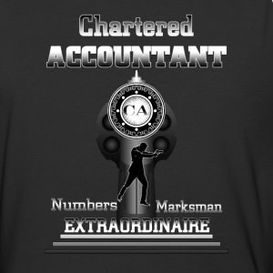 Chartered Accountant Extraordinaire Mens Baseball  - Baseball T-Shirt