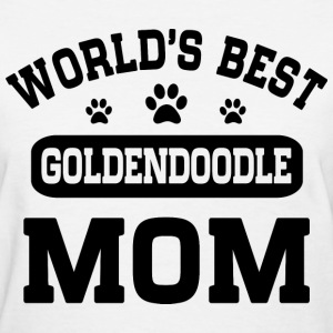 Goldendoodle Mom T-Shirts - Women's T-Shirt