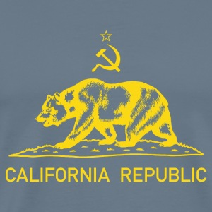 Cali Commie - Men's Premium T-Shirt