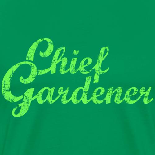 CHIEF GARDENER Garden Design