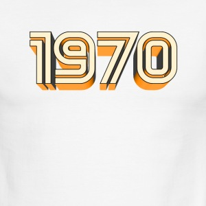 1970 T-Shirts - Men's Ringer T-Shirt