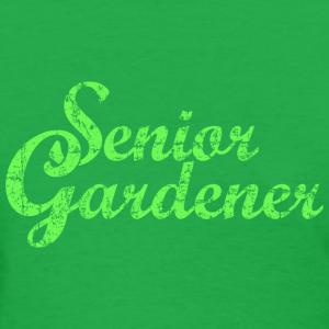 Senior Gardener Garden Design