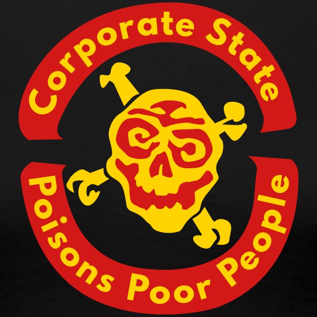 Corporate State Poisons Poor People