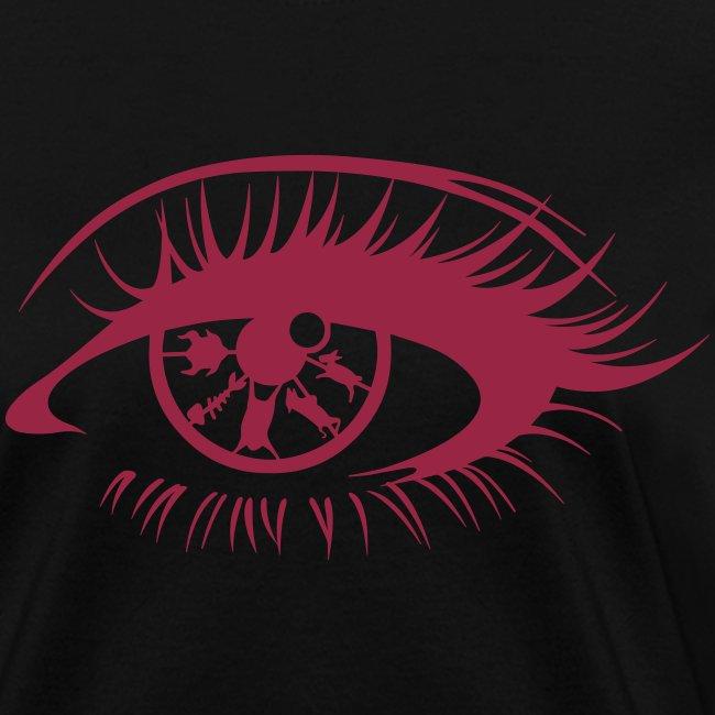 Eye For An Eye Womens Black