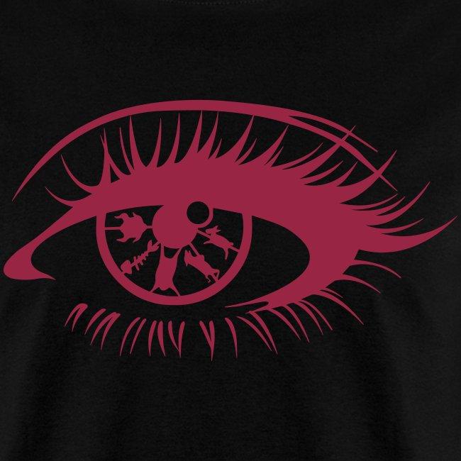 Eye For An Eye Mens Black
