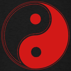 YIN YANG 1 - Men's T-Shirt