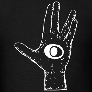 EYE IN THE HAND 1 - Men's T-Shirt