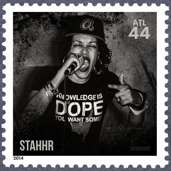 TSBG Stamp Collectors Edition - staHHr Men's Tee