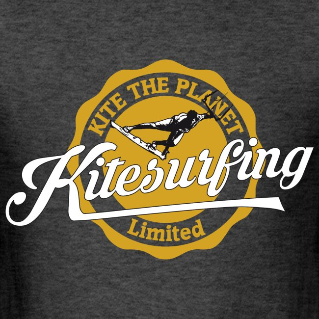 Kite The Planet Vintage Kitesurfing