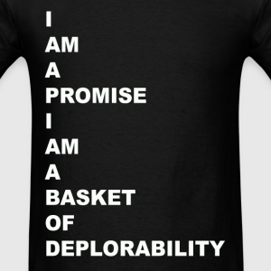 DEPLORABLE BASKET 1 - Men's T-Shirt