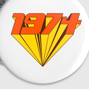 1974 Buttons - Small Buttons