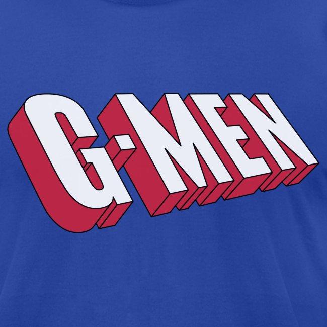 THE G-MEN