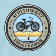 Design ~ Southwest Pedal Power Men's T