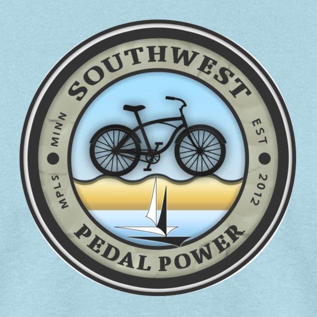 Southwest Pedal Power Men's T
