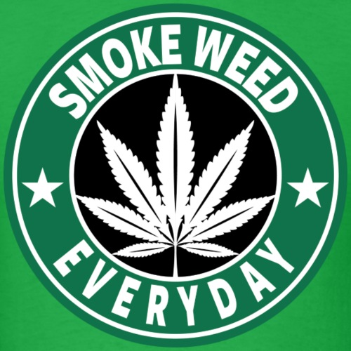 Smoke weed everyday T-shirt.