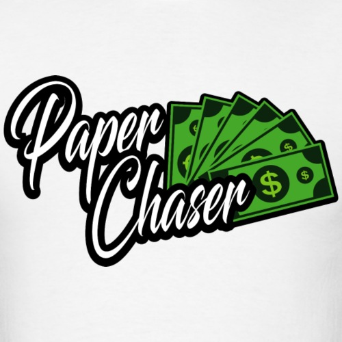Paperchaser T-shirt.