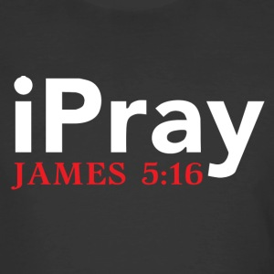 Christian t-shirt I Pray Jesus t-shirt - Men's 50/50 T-Shirt