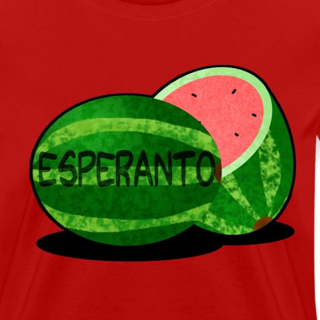 Esperantomelono (Feminine)