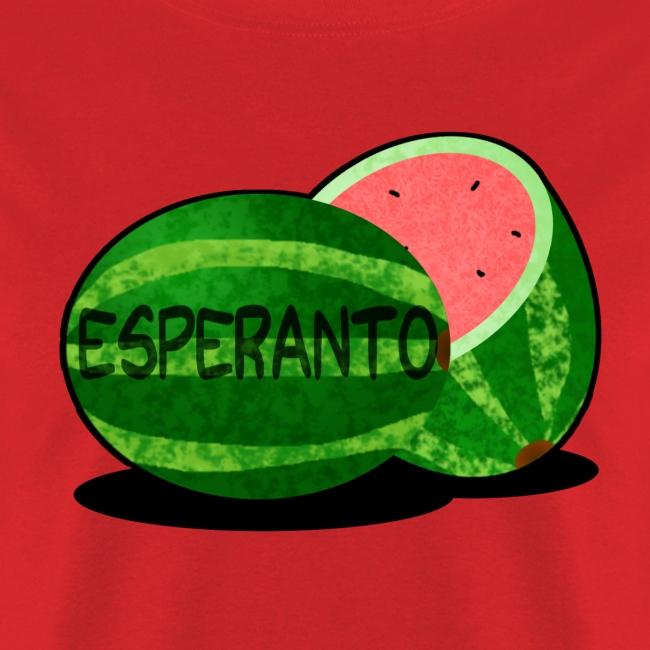 Esperantomelono (Masculine)