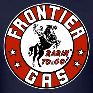 Frontier Gas - Men's T-Shirt