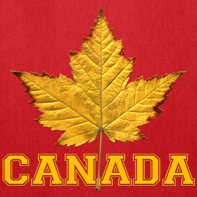 Canada Tote Bags Varsity Canada Souvenir Bags