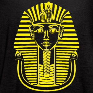 Ancient Kemet King Tut 2-Tank - Women's Flowy Tank Top by Bella