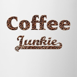 coffee junkie Gift - Coffee/Tea Mug