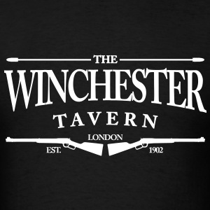 The Winchester Tavern - Men's T-Shirt