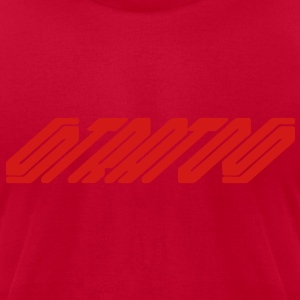 stratos - Men's T-Shirt by American Apparel