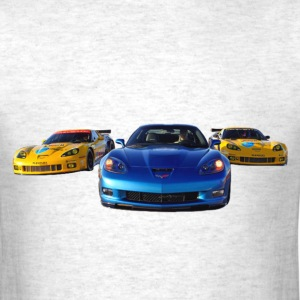 Corvette ZR1 Family - Men's T-Shirt