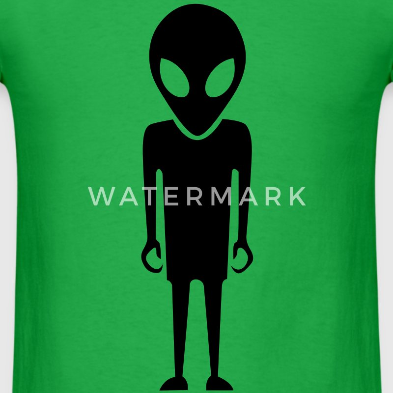 Alien - VECTOR T-Shirts - Men's T-Shirt