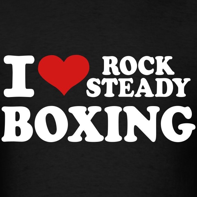 I Heart Rock Steady Tee