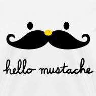 Design ~ Hello Mustache