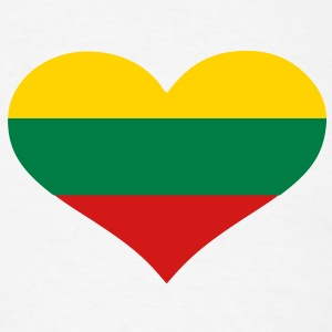 Lithuania T-Shirts - Men's T-Shirt