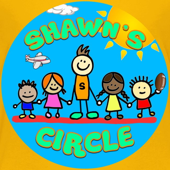 Shawn's Circle TODDLER T-Shirt