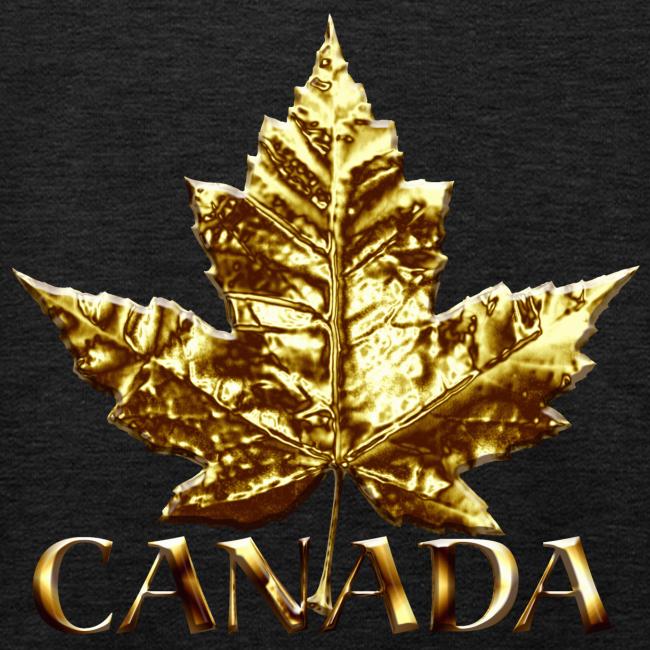 Kid's Canada Souvenir Hoodies Gold Medal Canada Hoodies