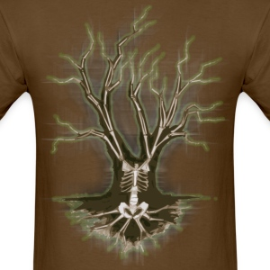 Bone Tree mens - Men's T-Shirt