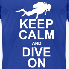 Keep Calm and Dive On (KCDO) T-Shirts