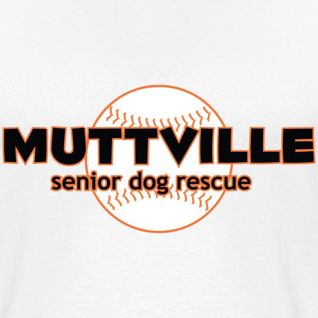 Unisex Muttville 2017 Baseball Raglan Tee