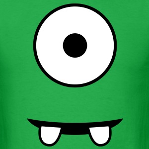 One Eyed Minion - Men's T-Shirt
