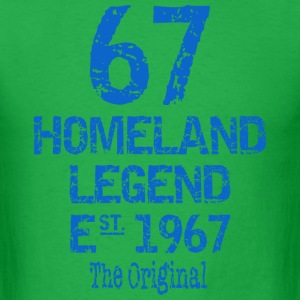 67er Legend T-Shirts - Men's T-Shirt