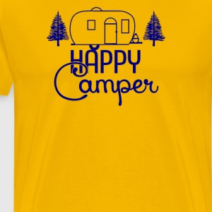 Travel Trailer Camping Shirts - Men's Premium T-Shirt