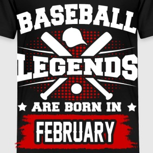 legend feb 2a.png Baby & Toddler Shirts - Toddler Premium T-Shirt