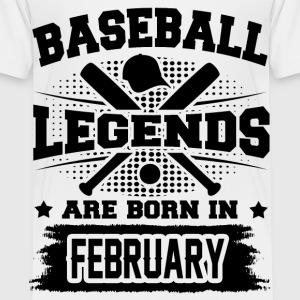 legend feb 3a.png Baby & Toddler Shirts - Toddler Premium T-Shirt
