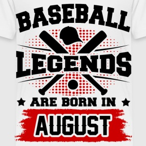 legends august 2b.png Baby & Toddler Shirts - Toddler Premium T-Shirt