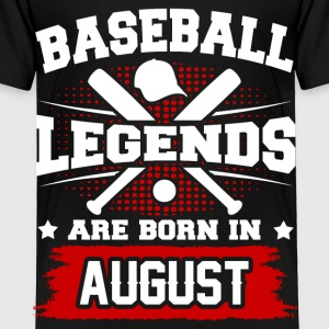 legend august 2a.png Baby & Toddler Shirts - Toddler Premium T-Shirt